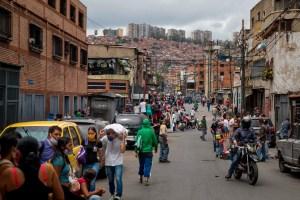 La cuarentena venezolana, una volátil realidad a tres velocidades (Fotos)