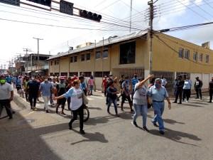 Orlando Moreno ante protesta de comerciantes en Delta Amacuro: Alzar la voz hace retroceder al régimen
