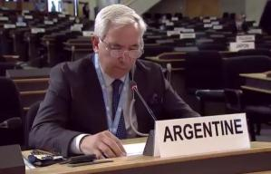 Argentina expresó su preocupación por las violaciones de DDHH en Venezuela