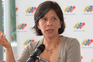 Premio de consolación: Régimen designó a Sandra Oblitas como nueva rectora de la UBV