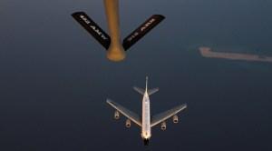 Cazas rusos interceptan un avión espía de EEUU sobre el mar del Japón (Detalles)