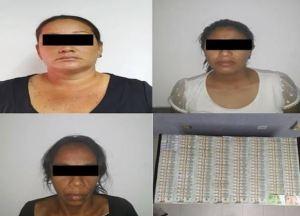 Agarraron a tres doñas especialistas en vulnerar cajas fuertes de desprevenidos en Carabobo