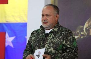 """""""Primeros 5 días rudos"""": Lo último que dijo Diosdado sobre su tratamiento por Covid-19"""