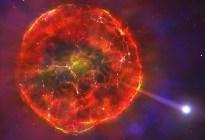 Explosión termonuclear lanzó una enana blanca a toda velocidad por la Vía Láctea