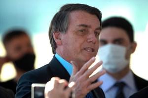 """Bolsonaro lamenta la """"desastrosa y gratuita"""" amenaza de Biden a Brasil"""