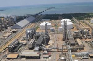 Argus: Metor detiene producción de metanol en Venezuela