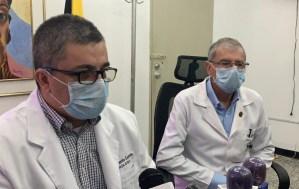 Hasta 3 días usan el mismo tapabocas el personal de salud en Hospital Central del Táchira