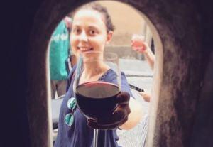 """Reabrieron en Italia las históricas """"ventanas del vino"""" de los tiempos de la peste bubónica (Fotos)"""