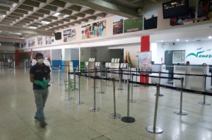 Agencias de viajes a la deriva por la pandemia en Lara