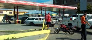 La crisis por la gasolina en Lara pica y se extiende