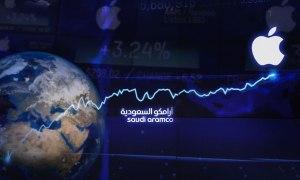Apple supera a Saudi Aramco y se convierte en la empresa con mayor valor de mercado del mundo