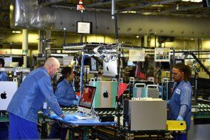 La manufactura en EEUU se disparó a un máximo de 15 meses en julio