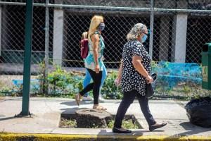 El coronavirus se cobró la vida de cuatro venezolanos más, según la cúpula chavista