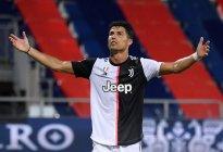 La reacción de Cristiano Ronaldo tras quedarse sin Bota de Oro y el MVP en la Serie A