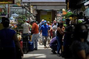 La pandemia registró al menos 476 nuevos casos de Covid-19, según el chavismo