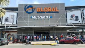Maracay vibró con más de 5 mil personas en Gran Apertura MultiMax