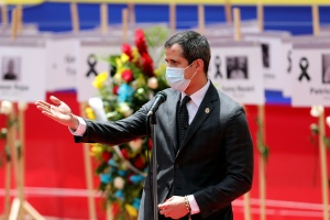 """""""Movilización y unidad"""": Guaidó ratificó las claves para lograr la libertad de Venezuela"""