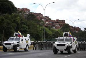 Vuelve a estallar la represión en Venezuela mientras Saab, Arreaza y Ruiz repudian el informe de la ONU