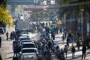 Maduro confirmó que Venezuela cuenta con reservas de combustible solo para 20 días
