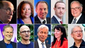 Trabajo remoto como modelo duradero: Opinan directores ejecutivos de las principales empresas del mundo