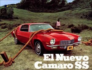 """Todos los Camaro SS venezolanos son """"Super Salvajes"""""""