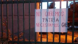 Ni las amenazas impiden la protesta pacifica de los habitantes del estado Lara #29Sep (FOTOS)
