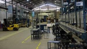 Más del 80% de las industrias en Miranda permanecen cerradas