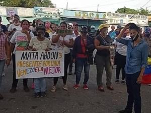 Protestan mujeres en Cojedes, cansadas del colapso de los servicios #30Sep (FOTOS)