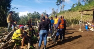 Buscan a tres agricultores que se perdieron cuando buscaban agua para regar sus cultivos en El Callao