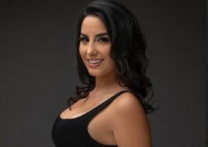 """¡Conócela! Ella es Diana Chacón la venezolana que participa en la más reciente producción de Telemundo: """"100 días para enamorarnos"""""""