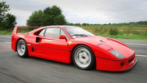 Homenaje al mito: Ferrari podría revivir su icónica F40 con un ejemplar único