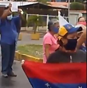 Larenses perdieron el temor a las fuerzas de Maduro y protestan por la falta de servicios públicos #29Sep (VIDEO)