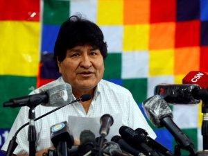 """Evo Morales se siente """"muy bien"""", tras dar positivo a Covid-19"""