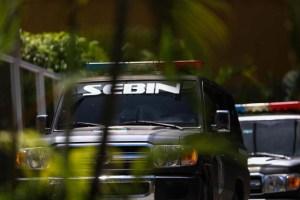 Régimen chavista liberó a los tres familiares de Carlos Millán retenidos por el Sebin