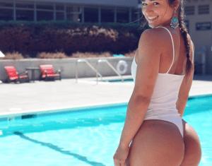 #LanzateUnPiropo Bruna Luccas, la modelo fitness más buenota de Instagram