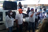 Juramentado el Comando de la Consulta Popular en el municipio Libertador en Carabobo