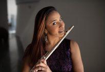 """""""El Cruzao"""" tiene nueva versión gracias a la flautista venezolana Katherine Rivas (VIDEO)"""