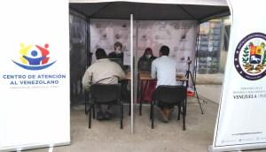 Embajada de Venezuela en Perú ha realizado más de mil trámites para connacionales