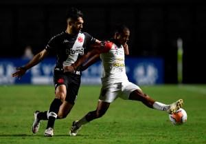 Caracas FC aguantó pero cayó frente al Vasco da Gama en la Copa Sudamericana