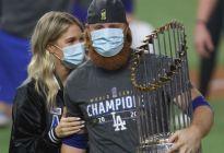 Beisbolista de los Dodgers participó en el último juego de la Serie Mundial con Covid-19