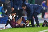 Alarma en Brasil: Neymar se lesionó y también se perdería los juegos contra Venezuela y Uruguay
