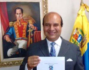 Reino Unido ve con preocupación el secuestro de Roland Carreño por parte del régimen
