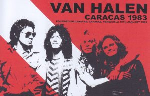 ¡La leyenda vive! El día en que Eddie Van Halen puso a vibrar El Poliedro de Caracas (VIDEO)