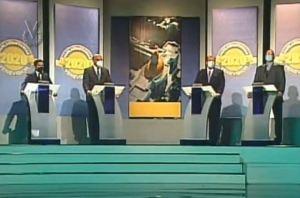 """El CARÓMETRO de un """"debate"""" televisivo protagonizado por alacranes y caraduras"""