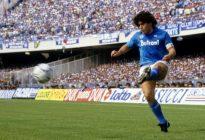 Estadio de Napoli pasará a tomar el nombre de Diego Maradona por instrucciones de su alcalde