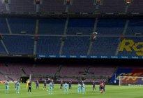 Un minuto de silencio en Champions y Europa League por Maradona