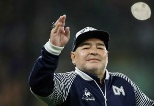Promociones y agradecimientos: Las últimas publicaciones de Diego Maradona en Instagram (Imágenes)