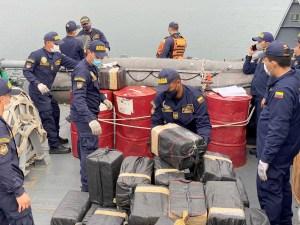 """Confiscan en Colombia más de 90 toneladas de cocaína en Operación multinacional """"Orión"""""""