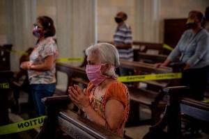 Delcy Eloína reconoció al menos seis nuevas muertes por Covid-19