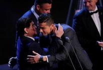 Un mago incomparable: El adiós de Cristiano Ronaldo a Diego Armando Maradona